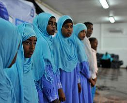 In Somalia, rape is