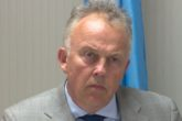 UN boss in Somalia Michael Keating will be mediating in talks over cancelled vote in HirShabelle state. File Photo: Goobjoog News