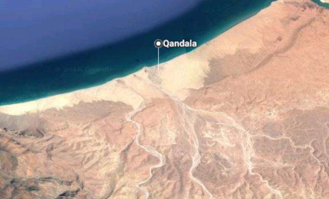 ISIL militants still in control of Qandala-Puntland ...