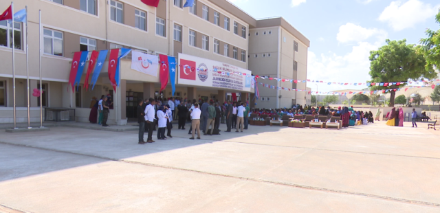 Trainees at the Medical Institute will benefit from practical training at the Recep Erdogan Hospital and Research Centre which is located in the same compound. October 6, 2016| Photo: Goobjoog News