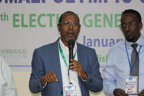 somali-noc-president-abdullahi-ahmed-tarabi-addresses-after-re-election