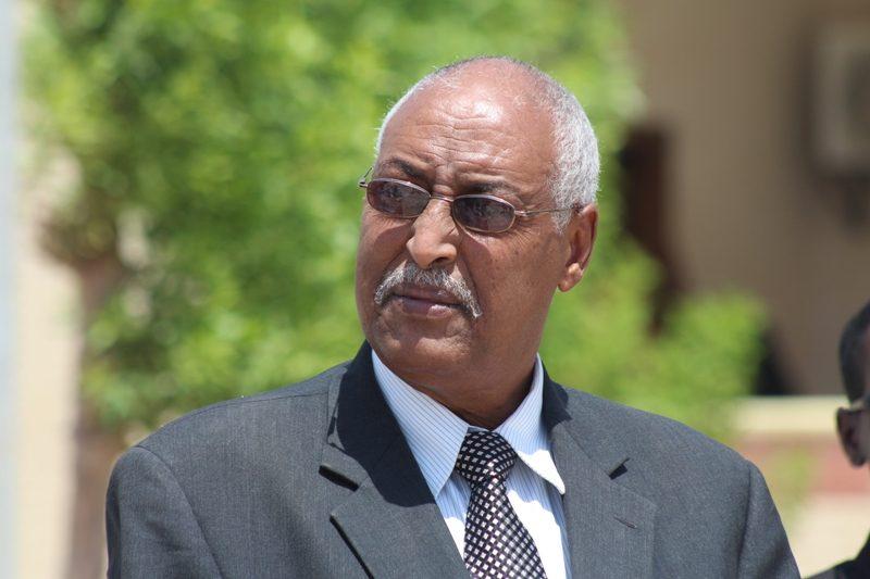 Puntland vice president Abdihakin Omar. File photo:internet