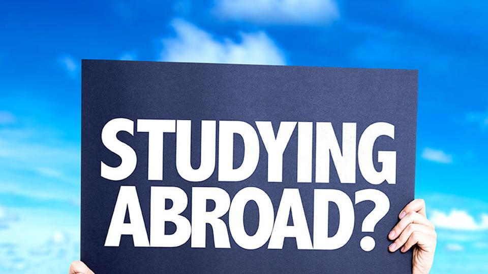 should chinese student study abroad
