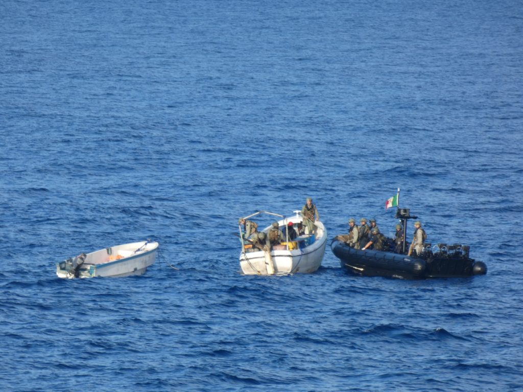 Somali pirates in Seychelles to complete jail terms back