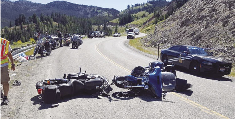 Motorcycle Crashes Far More Deadly Than Car Crashes Goobjoog News