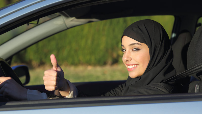 Can Saudi Women Drive A Car