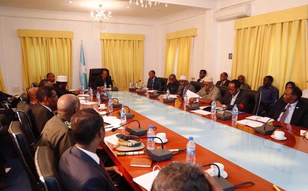 "Résultat de recherche d'images pour ""somalia, government, politic, Somali president Mohamed Abduulahi Farmaajo, Somalia, 2018"""