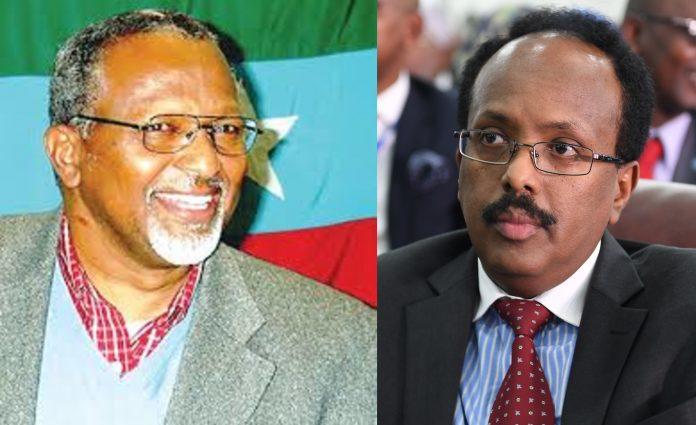 Somalia President Meets with Leader of ONLF in Asmara – Goobjoog