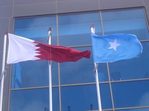 Qatar iyo Soomaaliya