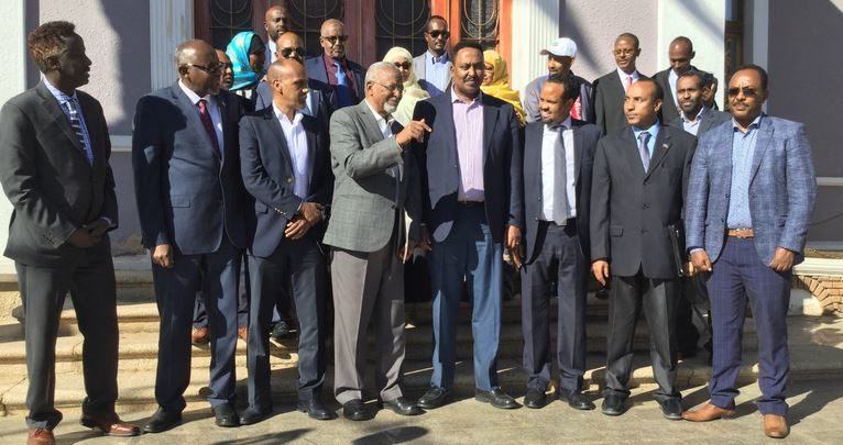 Ethiopia signs peace deal with ONLF – Goobjoog News English