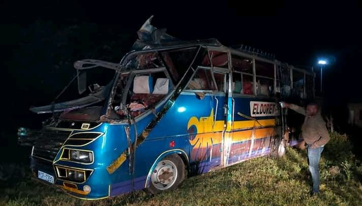 13 Dead In Road Accident In Southern Kenya U2013 Goobjoog News