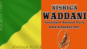Somaliland oo Xirtay Xarumo Cusub oo Xisbiga Waddani Ah