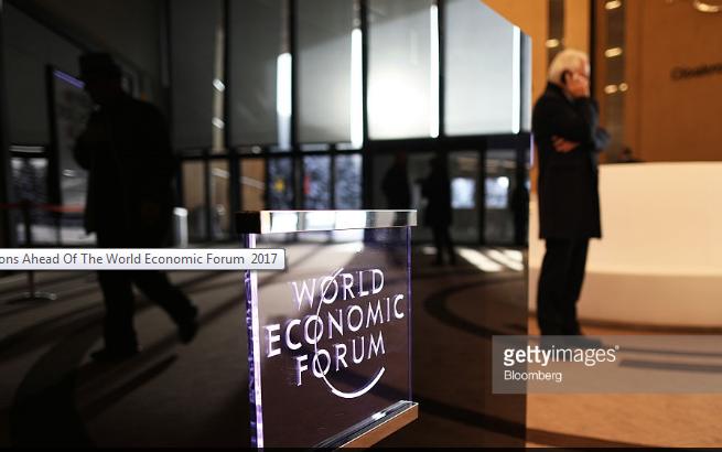 Davos 2017: Isku Day Lagu Dardar Gelinayo Dhaqaalaha Dunida