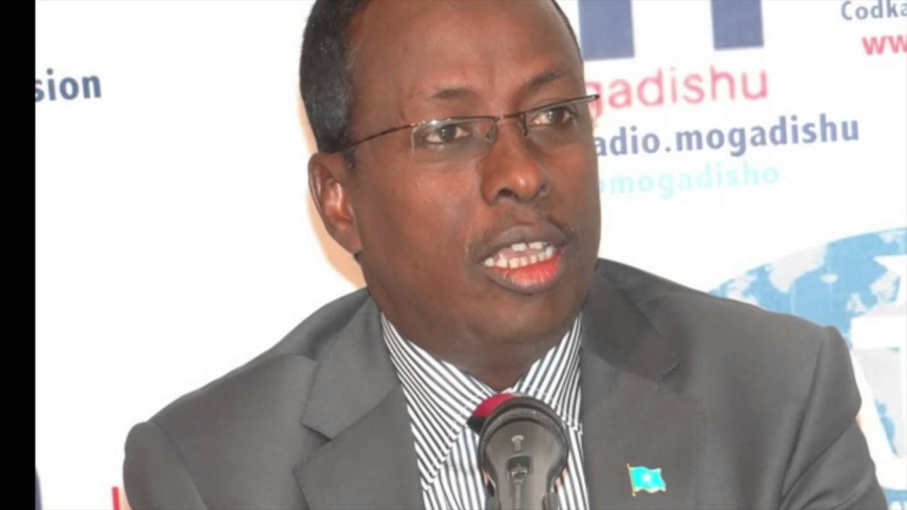"""Dhageyso: Wasiir Maareeye """"Qorsheyaasha Xukuumadda Waa In Lagu Soo Daraa Wada Hadallada Somalia Iyo Somaliland"""""""
