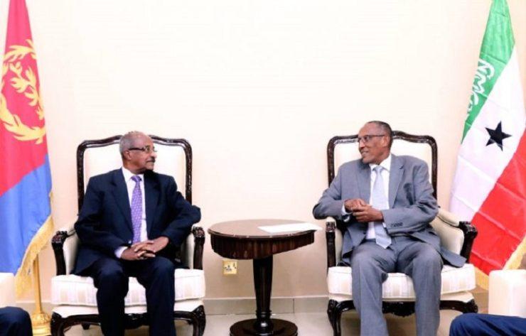 Maxaa Xilligan Keenay Xiriirka Cusub Ee Somaliland Iyo Eritrea?
