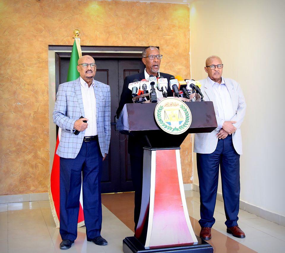 Madaxda Somaliland oo Ka Hadashay Arrimaha Deyn Cafinta iyo COVID-19