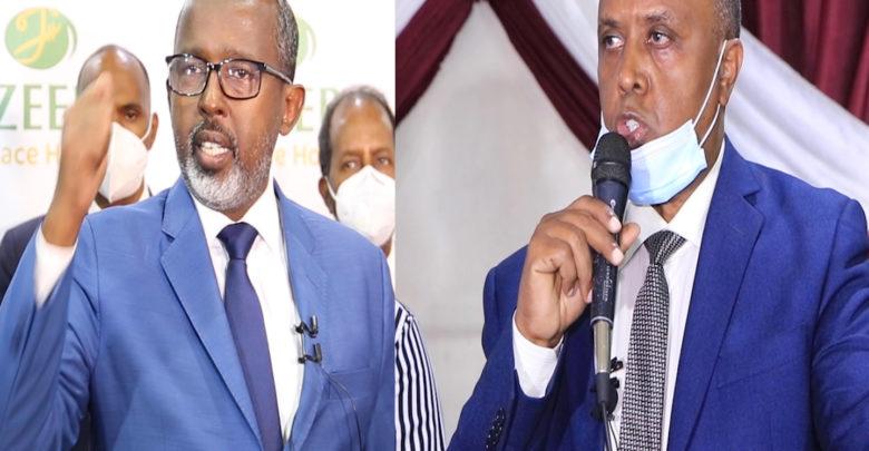 Mucaaradka Musharaxiinta Oo Villa Somalia Kaga  Digay  In La Carqaladeeyo Banaanbaxa Maalinta Jimcaha